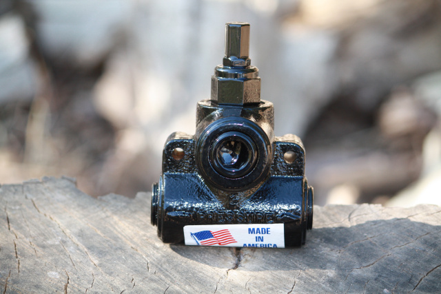 Relief valve prince